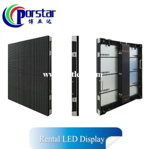 P10mm SMD3535 outdoor  Rental LED displays
