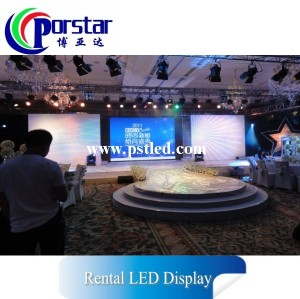 Smart series Rental led displays