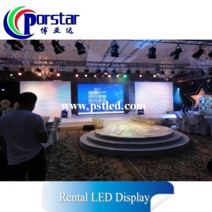 Smart series Rental led displays