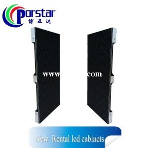 cabinets Rental led displays