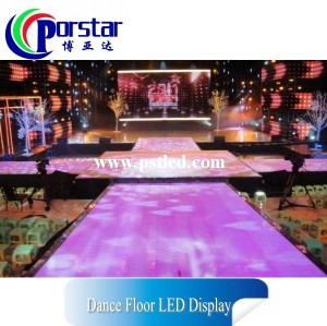DISCO LED DISPLAY LED VIDEO DANCE FLOOR