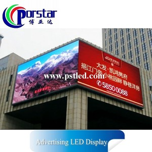 Professional led display manufacturer of  Outdoor  Advertising LED Display
