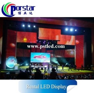 P3.91mm Indoor  full color LED Display board