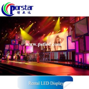 TV show background rental led video wall screen