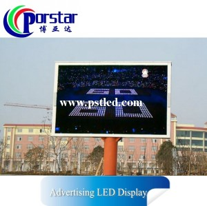 rgb led screen P10mm full color led display