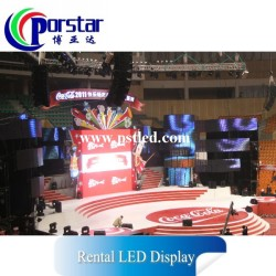 led technology for Indoor Rental LED Displays