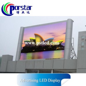 outdoor led display sign
