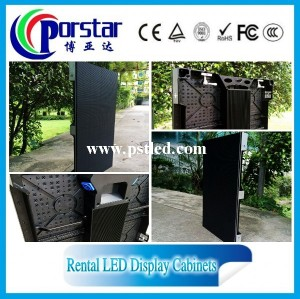 LED video display screen rental led video wall