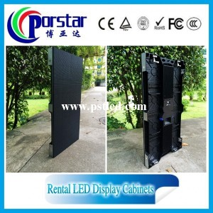New Design Rental led displays oled