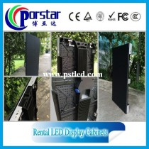 High Quality movable stage rental LED display