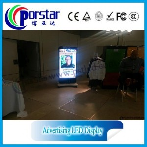 HD indoor Full color advertising led tv display screen
