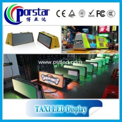 3G wireless led sign board