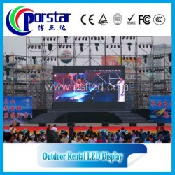 high definition rental led display
