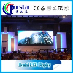 P4mm indoor full color Led wall display