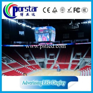 Football stadium  led scoreboard display screen