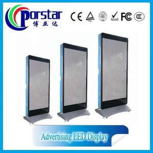 movable led display Indoor advertising digital led display screens