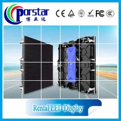 Full color indoor led screen P3SMD led display indoor