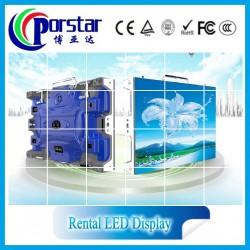 Ultra slim HD Indoor Full Color Led screen display