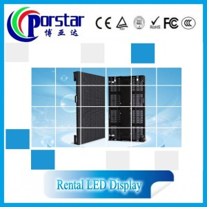 rental use hd led display screen