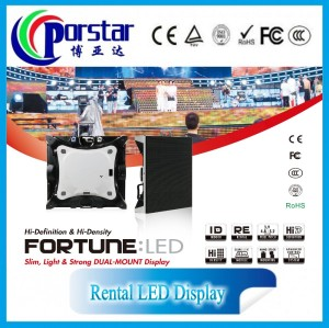 Indoor /outdoor Led Video Wall Panel for rental