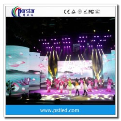Curtain mesh led display for stage performance
