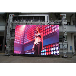 P20mm 1R1G1B Outdoor Rental LED Display