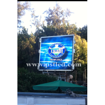 New Project P12mm Outdoor LED Display Panel for Advertising