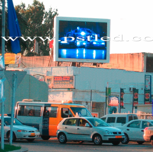 P16mm Outdoor LED Displays 5.12M x 3.84M
