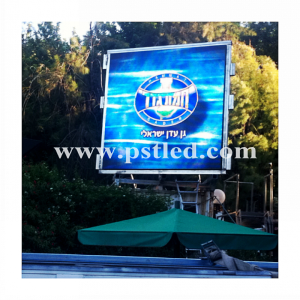 Advertising Housetop LED Panel Sign