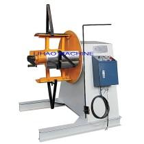automatic motorised uncoiler machine
