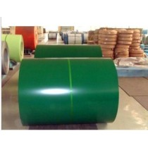 Cheap roofing material made by color coated steel coil from China