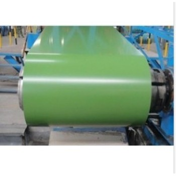 high quality color coated steel coils