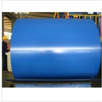 Hot dipped aluzinc coated steel coils
