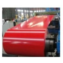 China Manufacturer of Color Coated Steel Coil