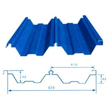high quality competitive price color coated corrugated steel roofing sheet