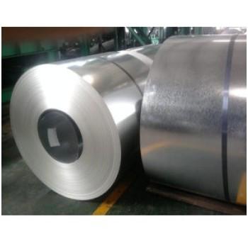 Galvanized coil of full hard