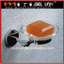 glass soap dish holder