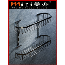 fashional design brass toilet rack