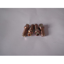 double head hex bolts with drilled holes-for floor mat of treadmill_sporting equipment