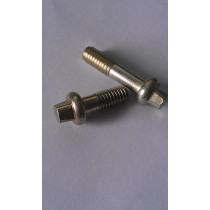 square head with flange screw Machine and fitness equipment fasteners-for Brake System