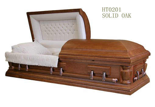 Wood Casket And Coffinfor Funeral Ht 0201 Buy Coffin