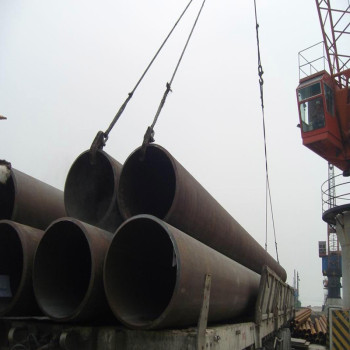 EN 10217-1 Black Steel Pipe