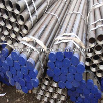 EN10219 S275J2H-ERW standard steel pipes/tubes