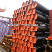 EN10217 P235-ERW steel tubes for pressure using