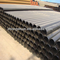 ERW steel tubes/pipes API5L X42and painting on the surface