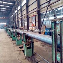 straigt seam welded steel pipe