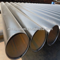 BS1387 ASTM A53 GB/T 3091 ERW steel pipe