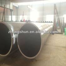 spirally SAW-ASTMA252 GR3 steel pipe