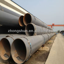 SSAW Steel Pipes OD:508mm Length:12m