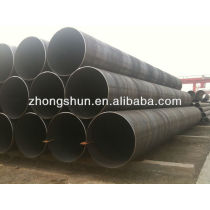 ASTM A53 Gr.B SSAW Carbon Steel Pipe